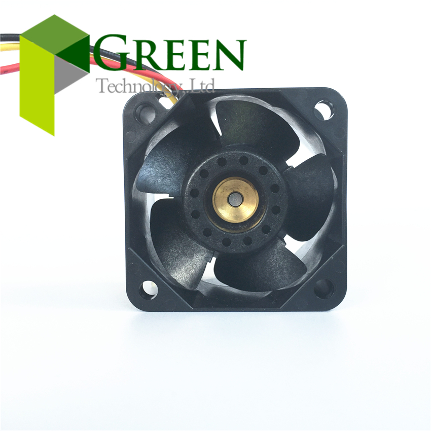 NEW Original Sanyo San Ace 40 1U Server fan 109P0412K3013 4028 40MM PC or server case Big power Cooling fan 12V 0 55A with 3wire in Fans Cooling from Computer Office