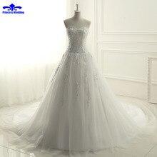 YuanDingYiSha Real Picture Luxury Beading Wedding Dress