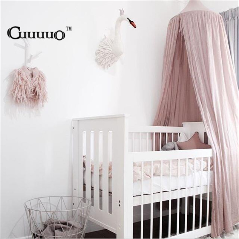 2017 INS Kids Play Tent Princess Tent For Children Play House Baby Playpen Indoor Infant Room Dome Bed Curtain Bed Curtain Xmas