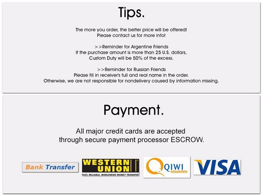 1Tips&Payment