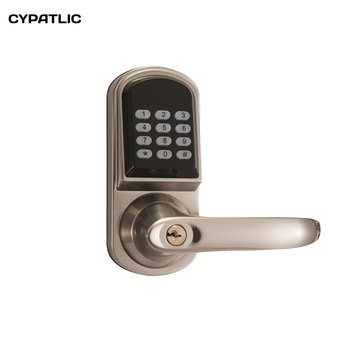 Digital door keypad electronic door locks residential combination door locks with M1 card reader