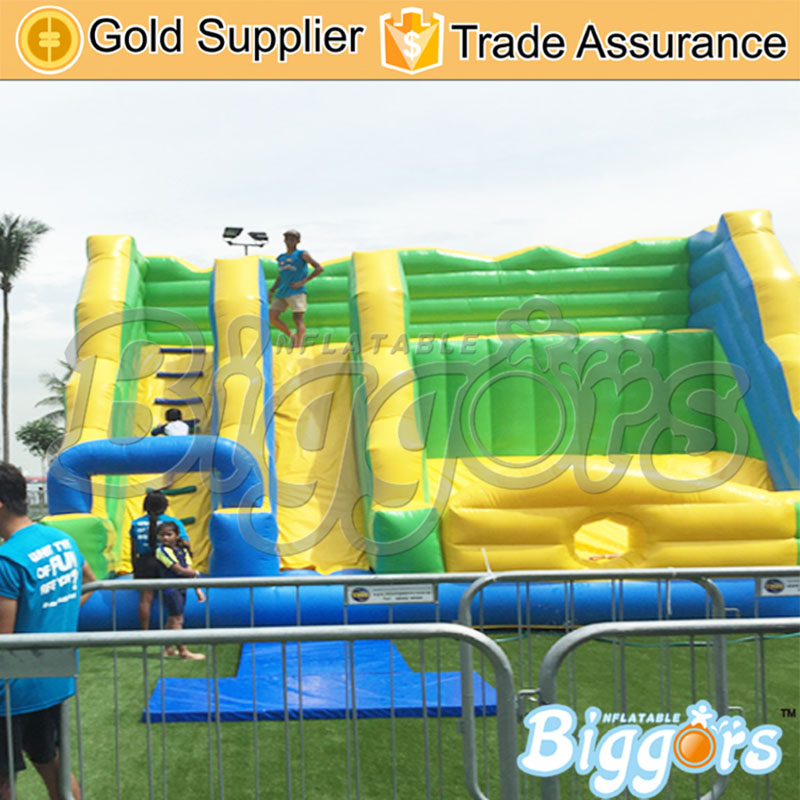 Free Shipping Giant Inflatable Bouncing Slide Amusement Park Inflatable Water Slide With Blowers And Repair Kit lake or ocean inflatable funny water sports game water trampoline with air pump and repair kit
