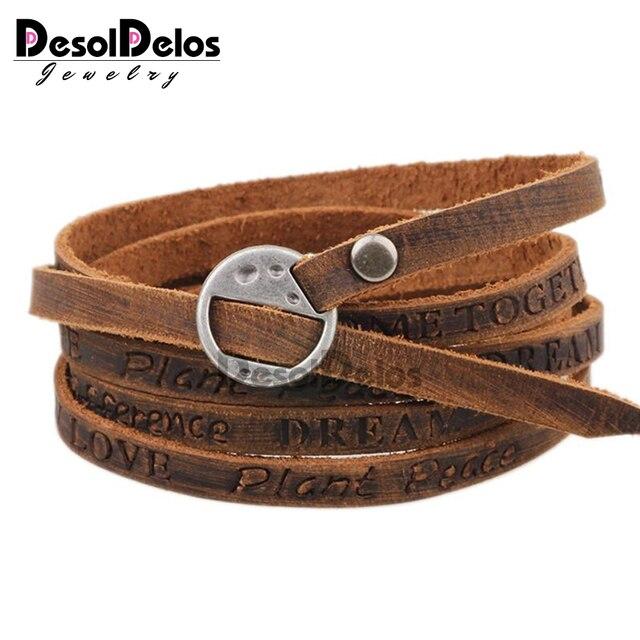 Vintage Men Bracelet...