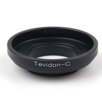 Pixco tevidon C camera lens adapter Suit for Carl Zeiss Jena Tevidon Lens to C Mount Adapter
