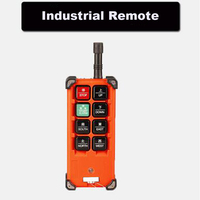 Quality Assurance Crane Remote Control Wireless Industry Remote Control 1 Piece Transmitter IP65 Degree