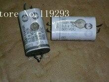 [BELLA]U.S. EC Capacitor 3.3UF500V dedicated divider or preamp output–20pcs/lot