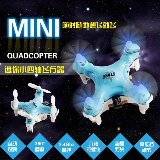 Free shipping CX-STARS 2.4G 4CH mini Drones RC RTF Quadcopter Remote Control helicopter Toys vs cx10 WL Q272 drone toys