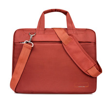 Laptop bag 17.3 17 15.6 15 14 13 12 inch Nylon airbag men computer bags fashion handbags Women shoulder Messenger notebook bag(China (Mainland))