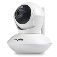 SANNCE 720P 1080P IP Camera Network Wi Fi Wireless Network Surveillance Wifi Baby Monitor CCTV Camera