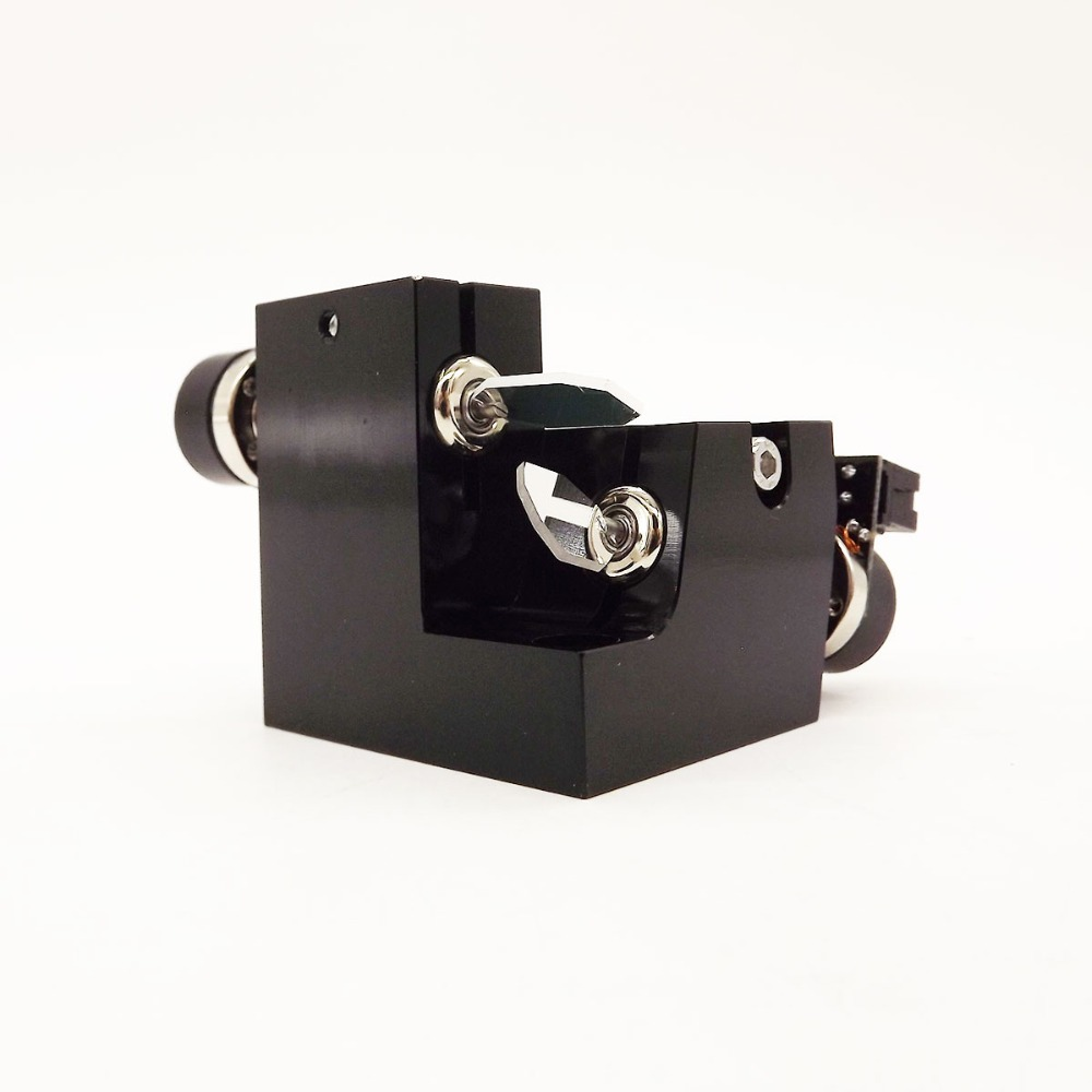 GT-50 50kpps Galvo ensemble de têtes de balayage haute vitesse Galvo Scanner en boucle fermée galvanomètre Scanners optiques norme ILDA - 2