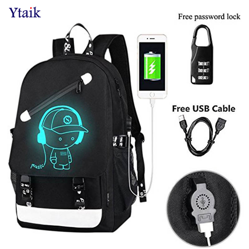 YTAIK 2018 Children School Bags for Teenagers Boys Girls Big Capacity School Backpack Waterproof Satchel Kids Book Bag Mochila fashion women leather backpack rucksack travel school bag shoulder bags satchel girls mochila feminina school bags for teenagers