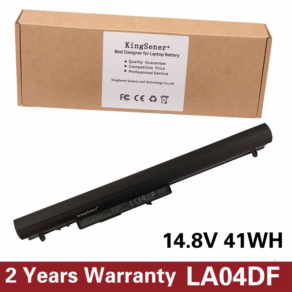 KingSener Korea Cell LA04 Laptop Battery For HP Pavilion 14 15 Series 240 248 345 350 HSTNN-YB5M LA04DF HSTNN-IB5M HSTNN-UB5M laptop built in battery tr03xl for hp split x2 13 g110dx split x2 13 series tr03xl hstnn db5g hstnn ib5g hq tre 723922 171 72392