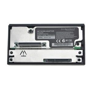 Image 2 - Nova chegada adaptador de rede para ps2 fat game console ide/sata hdd conector tomada para ps2 SCPH 10350