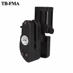 TB-FMA IPSC USPSA IDPA ยิงการแข่งขัน GR ความเร็วตัวเลือก Universal Right Hand Pistol Holster จัดส่งฟรี