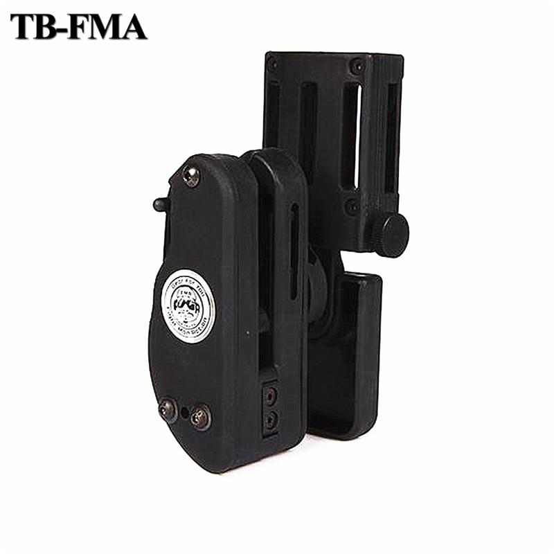 1 PC Black IPSC USPSA IDPA Shooting Competition GR Speed Option Pistol Holster K