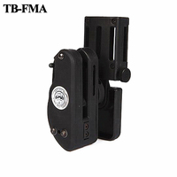 TB FMA IPSC USPSA IDPA Shooting Competition GR Speed Option Universal Right Hand Pistol Holster Free Shipping