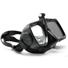 For Go Pro Diving Accessories Gopro Hero7 6 5 4 SJCAM SJ4000/5000/6000 For Xiao yi Swim Glasses Diving Mask Mount Action Camera