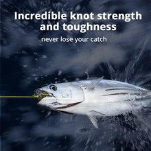 KastKing 2017 300M 4 Strands Freshwater/Saltwater Braided Fishing Line 6-80LB 5 Colors Multilament Braid Line for Carp Fishing