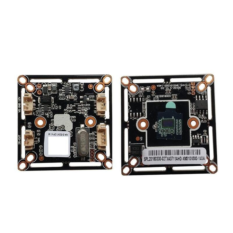 Módulo AHD millones Coaxial HD Cuatro en Uno 310 s 140a módulo Cámara Chip 1920X1080 resolución Control principal imagen de unidad de Sensor
