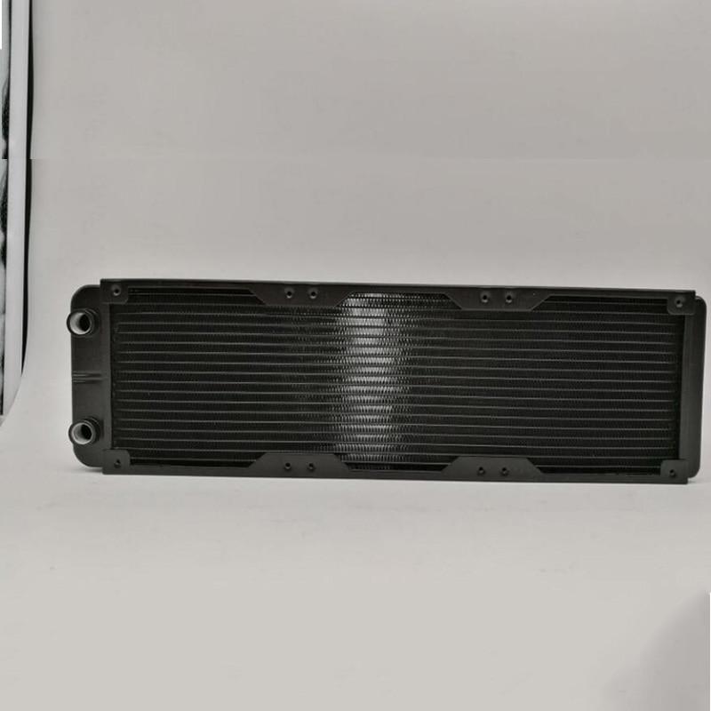 Asunflower CPU Aluminum Heatsink Radiator Water Cooling Radiator 120 240 360mm For Laptop Desktop Computer GPU