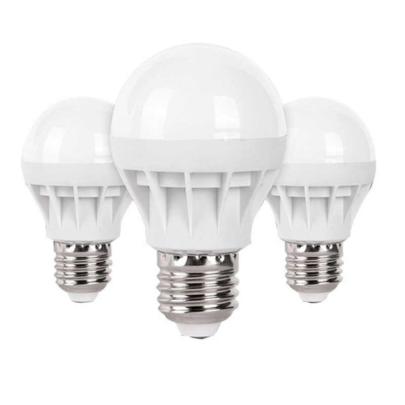 High Power LED Bulb E27 LED Lampada Ampoule Bombilla 3W 5W 7W 9W 12W 15W 20W E27 LED Lamp 220V Cold/Warm White Led Spotlight