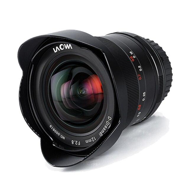LAOWA lente 12mm F2.8 D Soñador Lente Ultra Gran Angular lentes ...