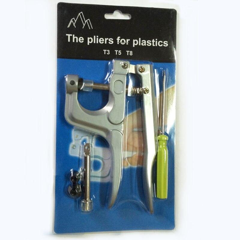 1 Satz Snap Zange Werkzeuge T3 T5 T8 Abzug Clamp Für Snap Tasten Jjnbjyd923 Eleganter Auftritt Werkzeuge Zangen