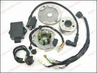 Performance Racing Stator Rotor Kit Dirt Bike 140 150cc Metal & Plastic Motorbike Ignition Motorcycles Supplies