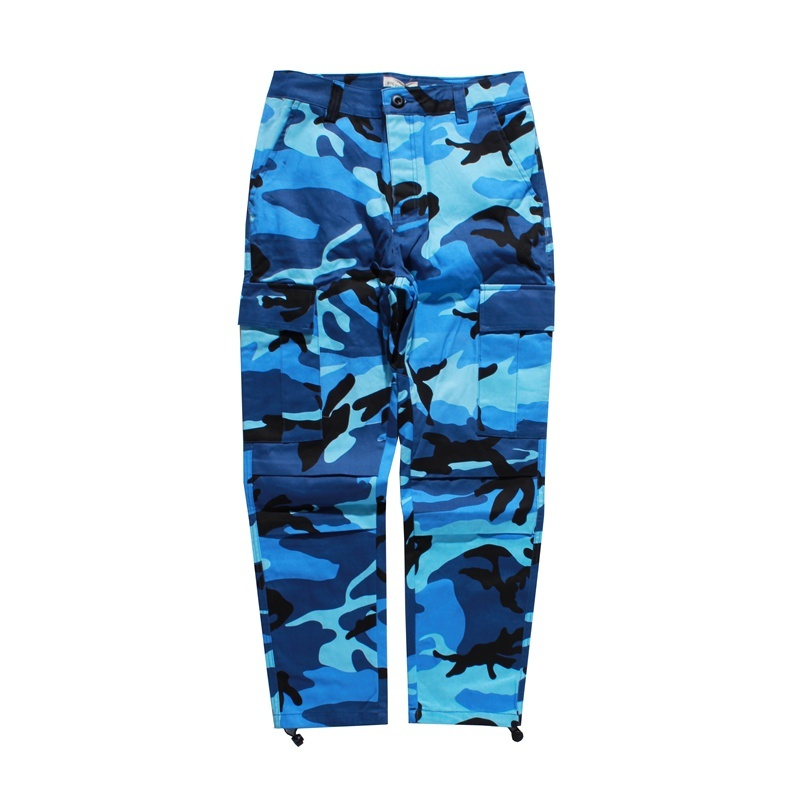 ROTHCO CAMO TACTICAL PANTS 12