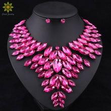 Afrikanischen Halskette Party Sets