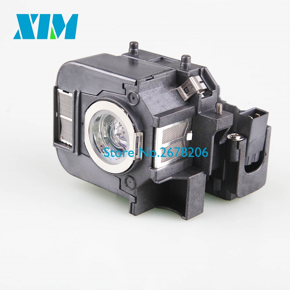 PowerLite 826W 826W+ 84 84+ 85 H353A H353B H353C H354C H355B for Epson ELPLP50 High Quality Compatible lamp with housing projector lamp elplp50 for powerlite 825 powerlite 826w powerlite 84 powerlite 85 with japan phoenix original lamp burner