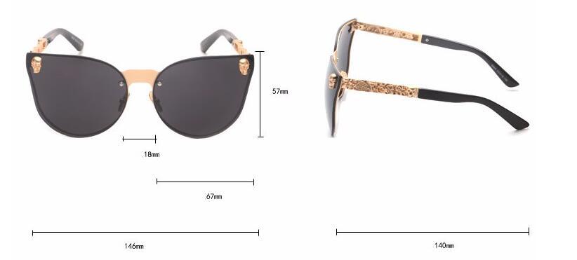 a57c94e98 HBK Rosa Óculos De Sol De Ouro Mulheres Crânio Espelho Diamante Marca Metal  Frame Designer Óculos de Sol Espelho Lente Plana óculos de sol lunettes de  ...