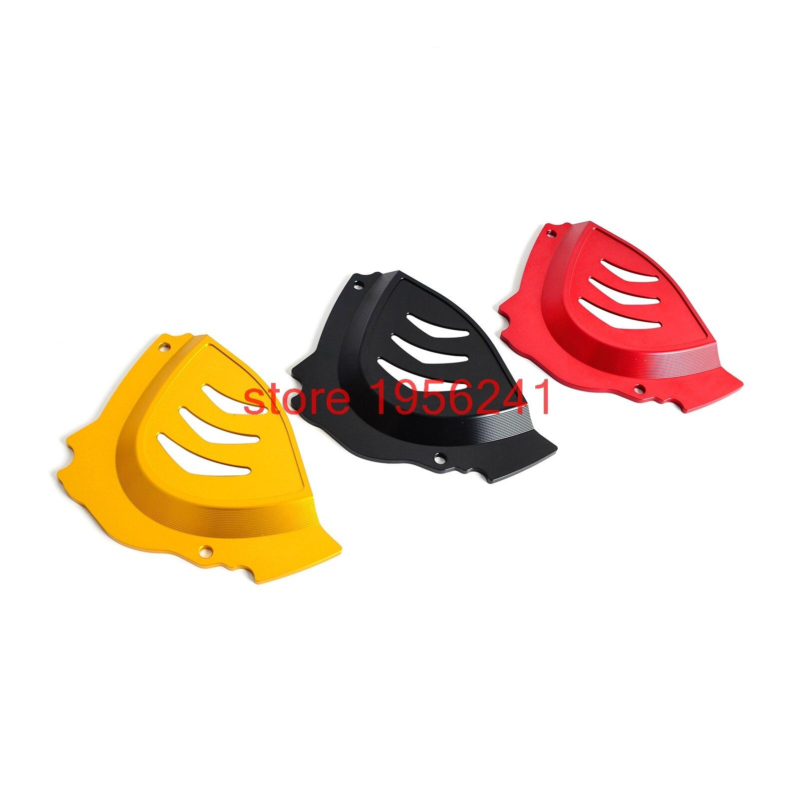 Motorycle Aluminium Parts Chain Cover For Ducati Monster 821 Dark 2014 2015 2016 1200 1200S 2014-2016 NEW motorcycle frame slider fairing guard for ducati monster 821 1200 1200s 2014 2015 2016 2017