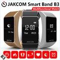Jakcom b3 banda inteligente novo produto de pulseiras como a contagem de calorias pulseira cardiaque bluetooth banda sma