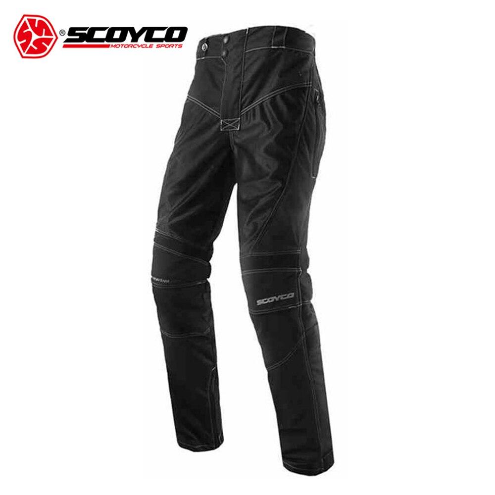 все цены на SCOYCO Motorcycle Pants Trousers Men's Breathable Motocross Pants Moto Motorbike Pants Protective Trousers Pantalon онлайн