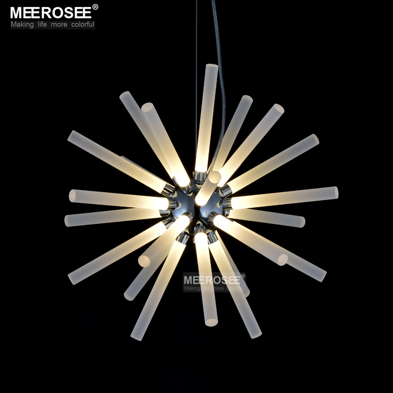 New Design Led Chandelier Light Fitting Hanging Suspendu Acrylic Lamp For Restaurant Dining Room Decorative Lighting Fixture In Chandeliers From Lights