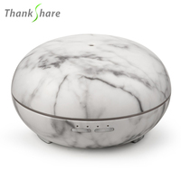 THANKSHARE 300ml Essential Oil Aroma Diffuser Air Humidifier Mist Maker Aromatherapy Wood Grain For Home 7