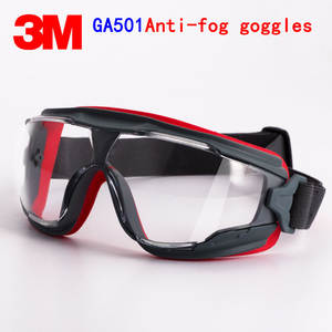 3M Goggles Airsoft-Glasses Labor-Protection Genuine-Security Riding Sport Anti-Fog