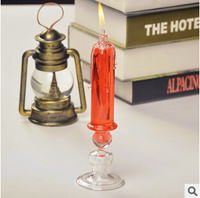Two Different Options With The European New Gift Candle Lamp Characteristics Holiday Gifts