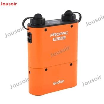 Godox PB960 Flash Power Battery Pack Orange 4500mAh +Power Cable Cx For C Speedlite CD50 A04