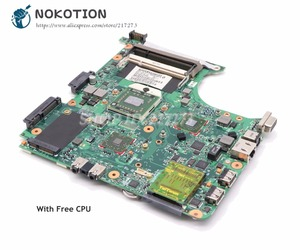 NOKOTION 494106-001 497613-001 For HP Compaq 6535S 6735S Laptop Motherboard Socket S1 DDR2 Free cpu