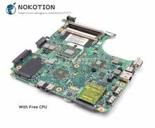 NOKOTION 494106 001 497613 001 עבור HP Compaq 6535S 6735S מחשב נייד האם שקע S1 DDR2 משלוח מעבד