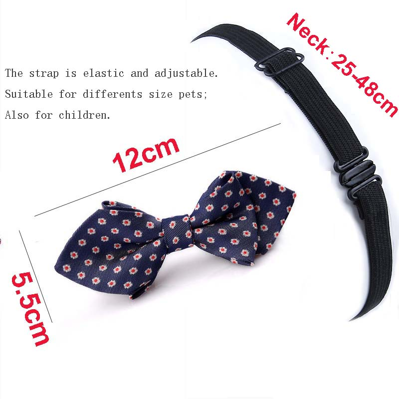 Christmas-Pet-Dog-Bow-Tie-Red-Adjustable-Cat-Bowtie-Bowknot-with-Elastic-Strap-Pet-Accessories-for (1)