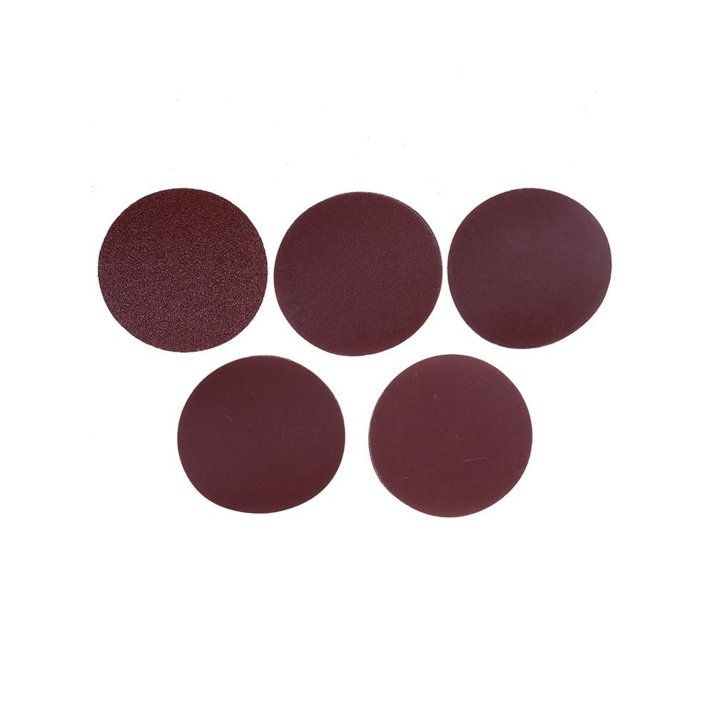 Sander Disc Sanding Polishing Pad Sandpaper Durable And Practical Abrasive Tools 10pcs 3inch(75mm)