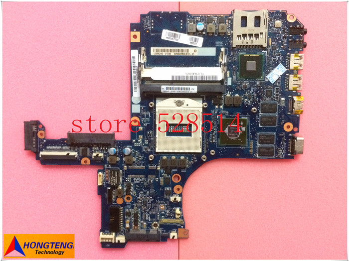 P55T Laptop Motherboard WITH N14P-GV2-S-A1 H000057700 100% Work Perfect and 3D test ok