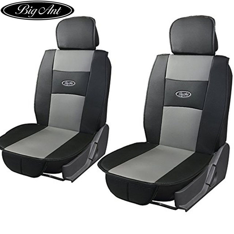 universal automobile seat cover pu leather seat cushion front car seat covers car interior. Black Bedroom Furniture Sets. Home Design Ideas