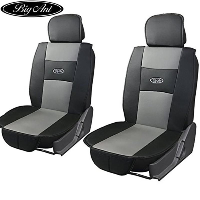 Universal Automobile Seat Cover Pu Leather Seat Cushion