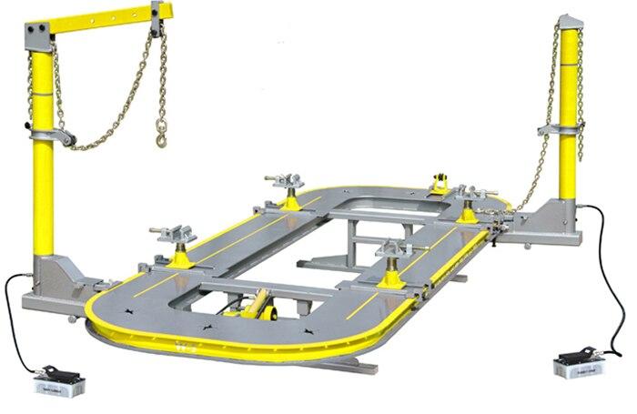 Hot Sale CE certificate Car Frame Machine Car Body Crash Repair ...