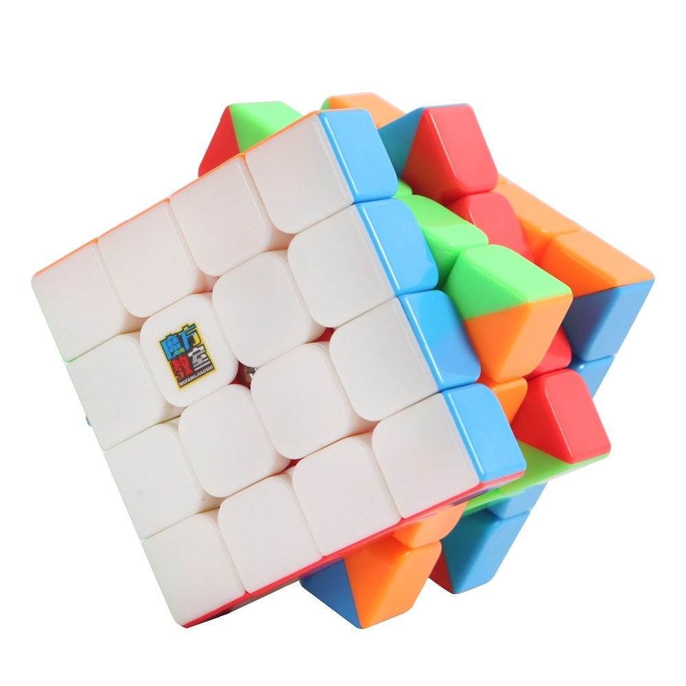Image 4 - MoYu Mofangjiaoshi 2x2 3x3 4x4 5x5  Speed Cube Gift Box Packing Professional Puzzle Cubing Classroom MF2S  MF3RS MF4S MF5S Cube-in Magic Cubes from Toys & Hobbies