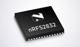 Nordic latest ARM-M4F low power chip -nRF52832